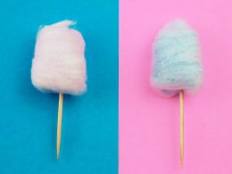 homemade cotton candy