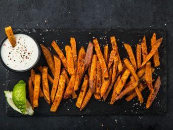 best sweet potato fry cuter